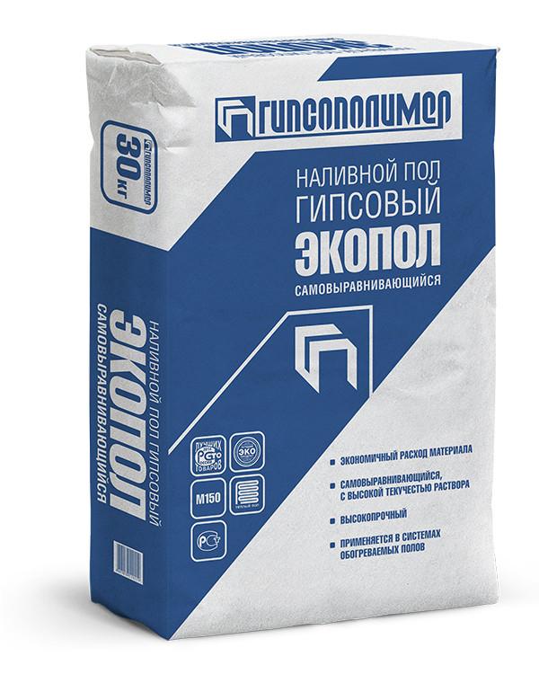 "Пол наливной ""Экопол"" 30 кг."