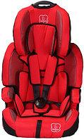 Автокресло GoSafe Red (с 9 мес. до 12 лет), BabyGo, Германия