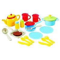 Игровой набор «Моя первая кухня 19 предметов», Playgo