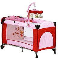 Манеж-кровать Sleeper Deluxe, BabyGo, Германия
