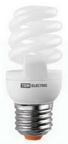 Энергосберегающая лампочка TDM
