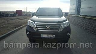 "TOYOTA LAND CRUISER PRADO (150): решетка радиатора ""Lexus Style"""