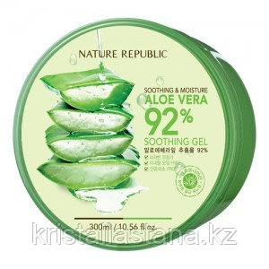 Отзывы о Nature Republic - Aloe Vera 92% Soothing Gel