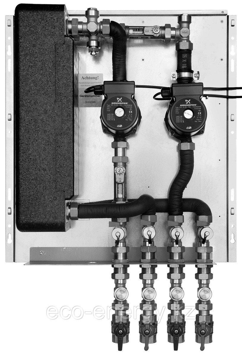 Meibes XL, grundfos UPM3 Hybrid 15-70