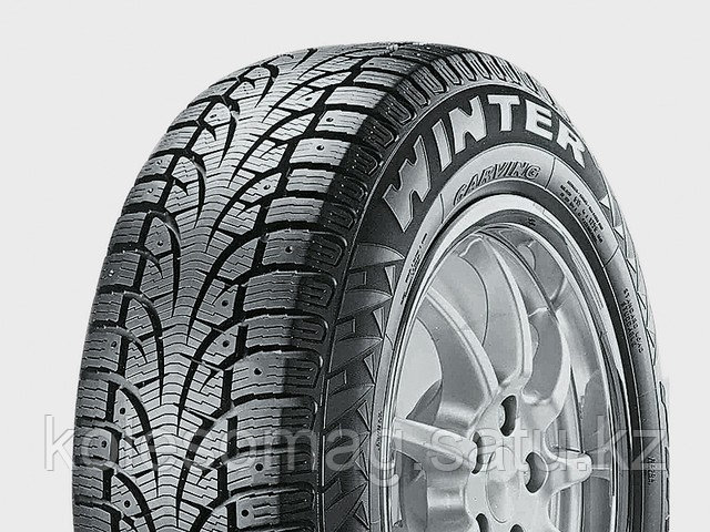 Pirelli W-Carv Edge (Winter Carving Edge) - kolesomag в Алматы