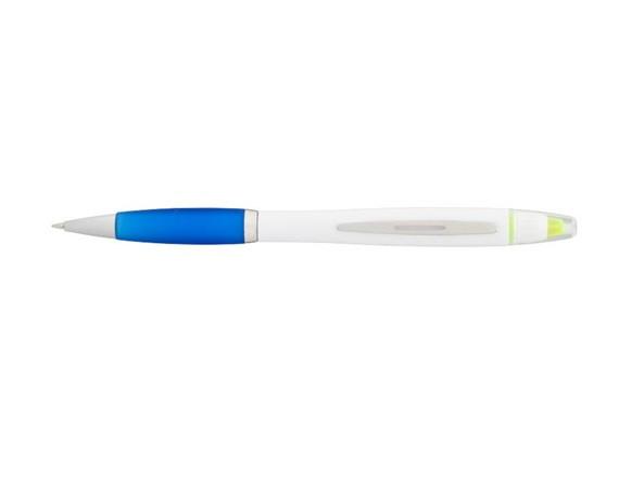 Шариковая ручка с маркером Nash.