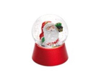 Статуэтка Санта-Клауса, в шаре