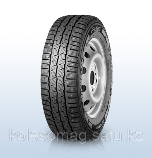Michelin Agilis X-Ice North шипованные - kolesomag в Алматы