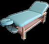 Массажный стол стационарный с деревянными ножками Dommedics Rideau, фото 2