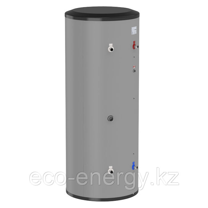 Буферные емкости для горячей воды из нержавеющей стали LS-Е 500