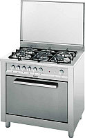 "Плита газовая HOTPOINT-ARISTON "" CP97SG1 /HA S"". ( 5 конфорок )"