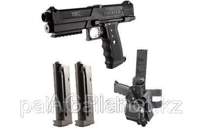 Комплект пистолет Tippmann TPX 3 обоймы, кабура