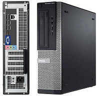 Компьютер Dell OptiPlex 3010 /MT /Intel  Core i3  3220  3,3 GHz/4 Gb /250 Gb/DVD+/-RW /Graphics  HD2500  256 Mb /ATX 275W /Без операционной системы
