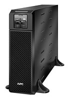 ИБП APC SRT5KXLI Источник бесперебойного питания APC Smart-UPS SRT, On-Line, 5000VA / 4500W, Tower, IEC, LCD, Serial+USB, SmartSlot, подкл. доп.