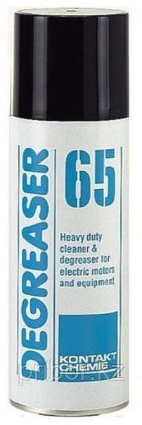 DEGREASER 65 Очиститель и обезжириватель,  200мл