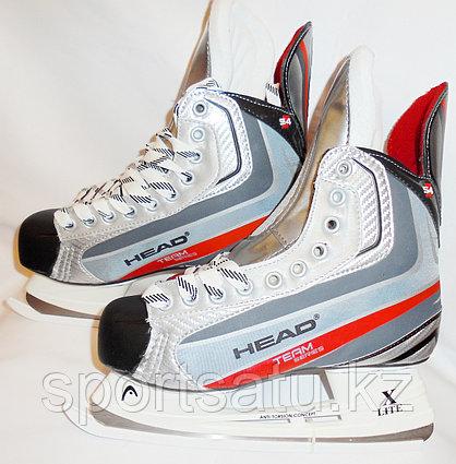 Хоккейные коньки оригинал HEAD 38 размер