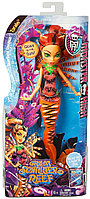Куклы монстер хай Торалей, Monster High Great Scarrier Reef Glowsome Ghoulfish Toralei