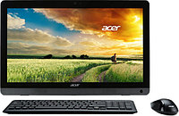 "Моноблок All-in-One PC's Acer  ZC-107 19.5""HD+ (1600x900) AMD Radeon R2 AMD E2-6110 Quad Core 1.5 MHz DVDRW+CR 802.11BGN 4 ГБ DDR3 1600 500 ГБ 5400rpm"