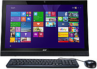"Моноблок All-in-One PC's Acer  Z1-621 21.5""FullHD (1920x1080) Intel HD Graphics Intel Celeron N2930 2.16 GHz DVDRW+CR 802.11BGN 4 ГБ DDR3 1600 1 ТБ"