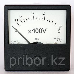 Э8030 Щитовой вольтметр переменного тока