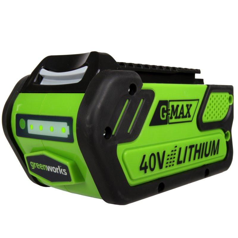 Аккумулятор G-MAX 40V 4 Ah