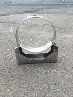 Стеновое крепление для трубы дымохода