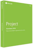 Microsoft Project. MS Project 2016 32-bit/x64 Russian CEE Only EM DVD
