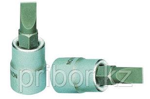"23737  Proxxon Отверточная бита плоская на 1/4"", 33 мм, FD 4 мм"