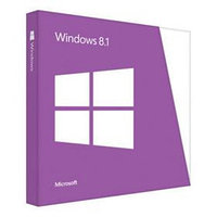 MS Win 8.1 32-bit/64-bit Russian Kazakhstan Only DVD