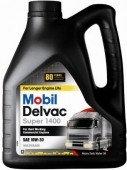 Моторное масло Mobil Delvac Super 1400 10W-30