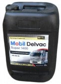 Моторное масло Mobil Delvac Super 1400 15W-40