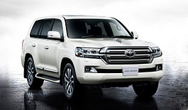 Toyota Land Cruisr 200 2016-