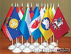 Печать на флаговой ткани в Алматы., фото 2
