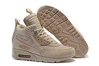 Зимние кроссовки Nike Air Max 90 Sneakerboot Ice Beige (40-46), фото 1