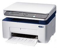 XEROX 3025V_BI WorkCentre 3025BI МФУ  Принтер/Копир/Сканер A4, Laser, 20 ppm, P/C/S, max 15K pages per month, Platen cover, 150+1 sheets input,