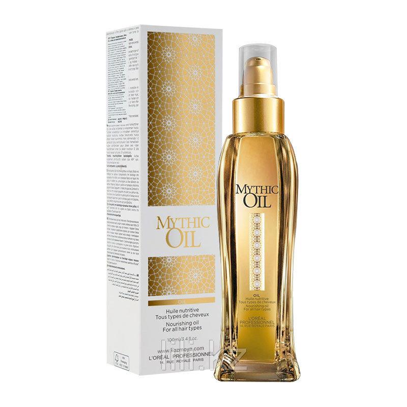 Питательное масло для всех типов волос L'Oreal Professionnel Mythic Oil 100 мл.