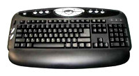Genius KB-16e Scroll Black PS/2
