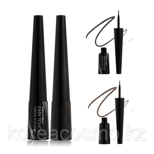 Подводка Tony Moly Easy Touch Liquid Eyeliner