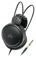 Наушники Audio-Technica ATH-A500X 48ohm, 5-30000Hz, 100dB, 3.0m cable, black