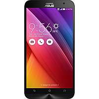 "Смартфон Asus Zenfone 2 (ZE500CL) Android 5.0,  Dual-core 1.6GHz/2GB/16GB, 5.0"", mSD/WiFi/BT/3G, black"