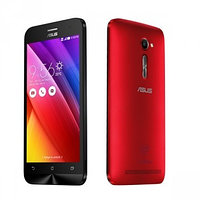 "Смартфон Asus Zenfone 2 (ZE500CL) Android 5.0,  Dual-core 1.6GHz/2GB/16GB, 5.0"", mSD/WiFi/BT/3G, red"