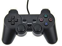 Игровой джойстик  для PS2 + двойной вибратор , фото 1