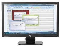 Монитор HP ProDisplay P222va (K7X30AA) LED Backlit Monitor 1920x1080@60 Hz, 8ms, 0.248 mm, 3000:1 (5000000:1), 178/178, VGA, DisplayPort;