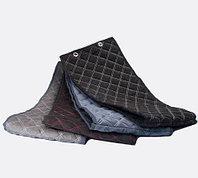 Чехлы-накидки для автомобильного сидения Алькантара (Серый)