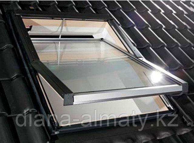 Мансардное окно 78х160  FAKRO STANDART тел. Whats Upp. 87075705151