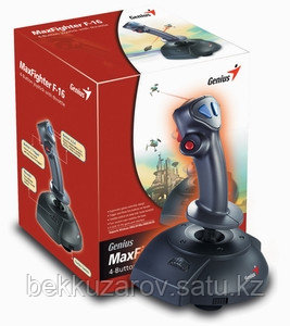 Joystick Genius Flight 2000/MaxFighter F-16