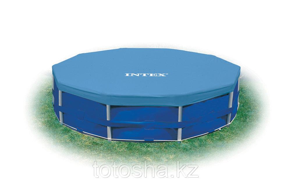 28031 Intex Крышка для каркасного бассейна 366 см
