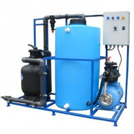 Система очистки воды арос 1 ( на 1 пост )