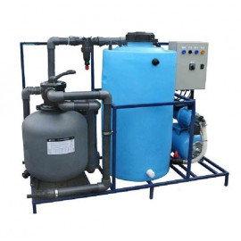Система очистки воды арос 2 lite на 2 поста