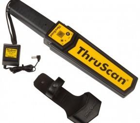Металлодетектор ручной досмотровый ThruScan dH
